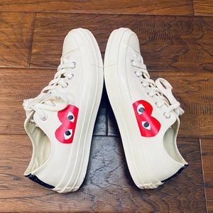 Converse Comme des Garcons CDG Play low top 5M/7A